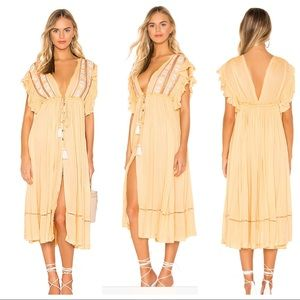🌼Free People Bali Will await For You Midi Dress🌼